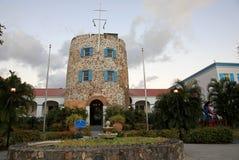 Località di soggiorno di Bluebeards a St Thomas Fotografia Stock Libera da Diritti