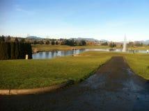Località di soggiorno di golf di Langley Fotografie Stock Libere da Diritti