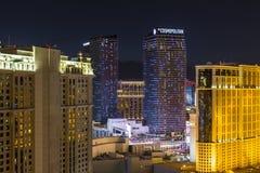 Località di soggiorno di Las Vegas Fotografia Stock Libera da Diritti