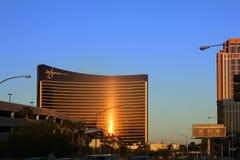 Località di soggiorno di lusso di Wynn a Las Vegas Fotografia Stock Libera da Diritti