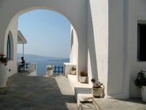 Località di soggiorno di Peacefull Immagine Stock