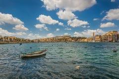 Centro Di Villeggiatura A Malta Fotografia Editoriale - Immagine di ...