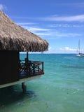 Località di soggiorno a Papeete Fotografia Stock Libera da Diritti