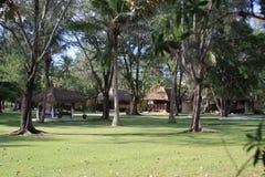 Località di soggiorno su Gili Island, Indonesia Fotografia Stock