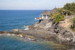 Località di soggiorno su Tenerife Fotografie Stock Libere da Diritti