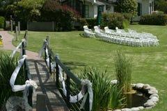 Localización de la boda imagenes de archivo