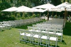 Localización de la boda imagen de archivo
