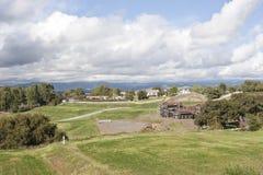 Localización para los nuevos hogares Imagenes de archivo