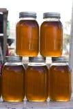 Locally produced Mexican honey Royalty Free Stock Photos