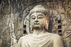 Locana buddha statue closeup Stock Image