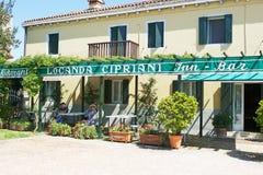 Locanda Cipriani Imagens de Stock Royalty Free