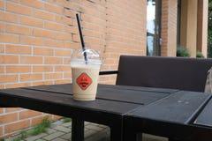 Locanda del caffè della bevanda del caffè fotografie stock