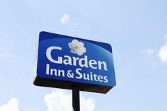 Locanda del giardino ed hotel delle serie Fotografia Stock