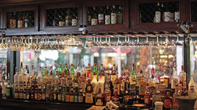 Locanda, pub, ristorante Antivari immagine stock libera da diritti