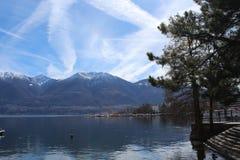 Locarno Suisse Image stock