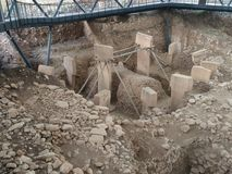 Gobeklitepe royalty free stock photo