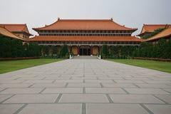 Taiwan Buddha Temple royalty free stock photos
