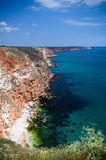 Cape Kaliakra, Bulgaria Royalty Free Stock Photos