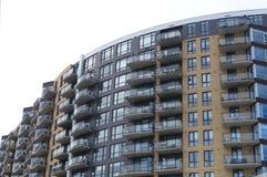 Location de propriété de condominium de développement de maison de résidence d'appartement image libre de droits