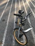 Location en la bicyclette mobile de marque de ` d'obike de ` d'application Photo libre de droits