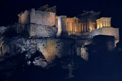 Location In Greece Royalty Free Stock Photo
