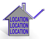 Location Location Location House Means Best Stock Photos