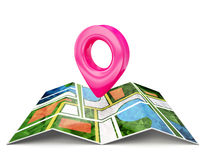 Location Royalty Free Stock Images