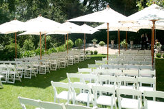 location wedding Στοκ Εικόνες