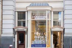 Loccitane商店在纽约 免版税图库摄影