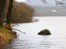 Loch Fotografia Stock