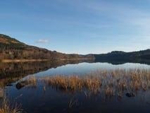 Loch Achray Royalty Free Stock Photo