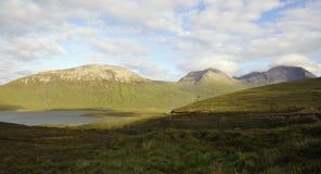 Loch Ainort, Skye Foto de Stock Royalty Free