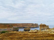 The Loch Ard Gorge Royalty Free Stock Image