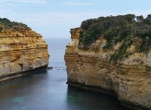 The Loch Ard Gorge Stock Photo