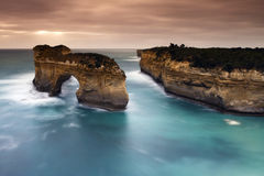Loch Ard Gorge Royalty Free Stock Images