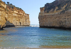 Loch Ard Gorge Royalty Free Stock Photos