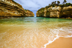 Loch ard gorge, Australia. Royalty Free Stock Photo