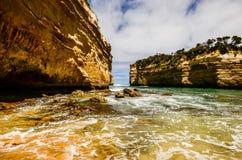 Loch ard gorge, Australia. Royalty Free Stock Image