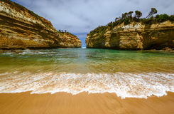 Loch ard gorge, Australia. Royalty Free Stock Photos