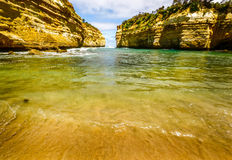 Loch ard gorge, Australia. Royalty Free Stock Photography