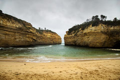 Loch Ard Gorge, Australia Royalty Free Stock Images