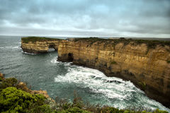 Loch Ard Gorge, Australia Royalty Free Stock Photography