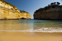 Loch Ard Gorge Beach Stock Photography