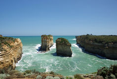 Loch Ard Gorge - Great Ocean Road Stock Photo