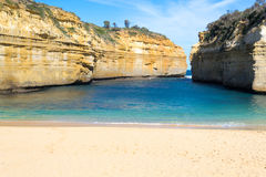 Loch ard Gorge by the Great Ocean Road (Australia) Stock Photography