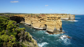 Loch Ard Gorge, Great Ocean Road, Australia Royalty Free Stock Image