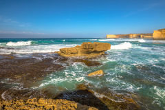 Loch Ard Gorge, Great Ocean Road Royalty Free Stock Photography