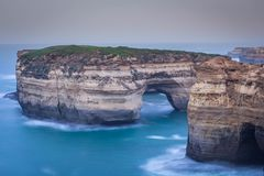 Loch Ard Gorge, Great Ocean Road. stock photo