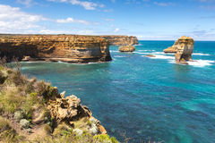 Loch Ard Gorge. Great Ocean Road Stock Image