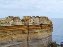 Loch Ard Gorge in Port Campbell national park Stock Images